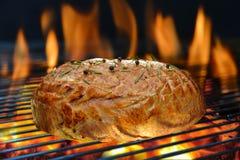 pieczone mięso Zdjęcie Stock
