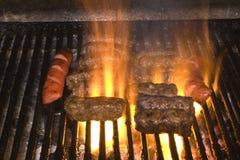 pieczone mięso Fotografia Stock