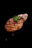 pieczone mięso Fotografia Royalty Free