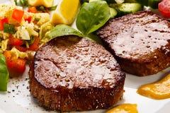 pieczone mięso Zdjęcie Royalty Free