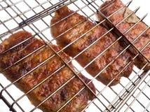 pieczone mięso Obrazy Royalty Free