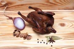 pieczonego kurczaka Obraz Royalty Free