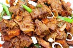 Pieczonej wołowiny mięso obrazy royalty free