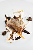pieczony tuńczyka Obraz Stock