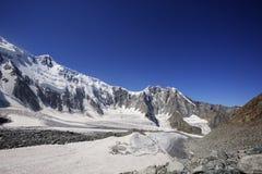 Piede della montagna di Belukha Altai, Russia Fotografia Stock Libera da Diritti