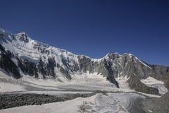 Piede della montagna di Belukha Altai, Russia Fotografie Stock Libere da Diritti
