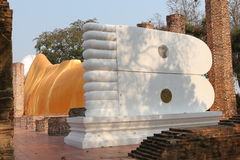Piede di Buddha Immagine Stock Libera da Diritti