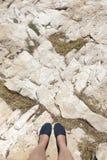 piedi Immagine Stock
