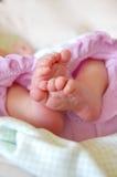 Piedi del bambino Immagine Stock Libera da Diritti