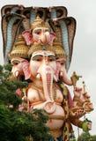 59 piedi di idolo d'altezza di Lord Ganesh Immagine Stock