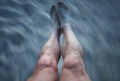 piedini Fotografia Stock Libera da Diritti