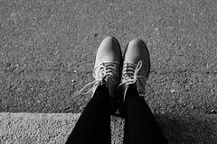 piedini Immagini Stock