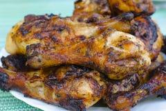Piedini di pollo Fotografia Stock Libera da Diritti