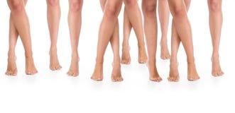 Piedini femminili. Fotografia Stock Libera da Diritti