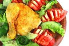 Piedino di pollo cotto Immagini Stock Libere da Diritti