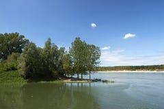 piedmont po πάρκων όψη valentino του Τορίνου ποταμών Στοκ φωτογραφίες με δικαίωμα ελεύθερης χρήσης