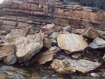 piedra Foto de archivo libre de regalías