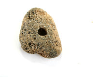Piedra afortunada Imagenes de archivo