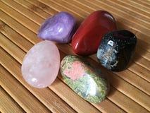 Piedra afortunada Imagen de archivo libre de regalías