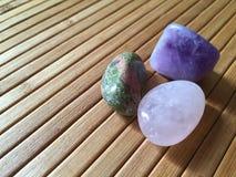 Piedra afortunada Foto de archivo libre de regalías