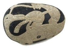 Piedra AIC Imagen de archivo