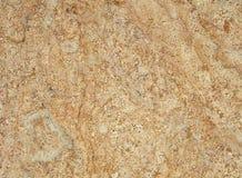 Piedra amarilla de la textura Fotografía de archivo libre de regalías