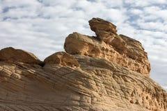 Piedra arenisca Fotografía de archivo