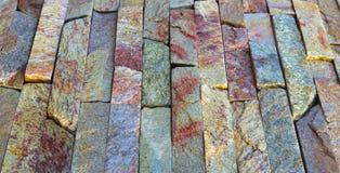 Piedra arenisca de la piedra azul mrable y textura de la pared del travertino Imagen de archivo