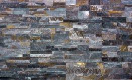 Piedra arenisca de la piedra azul mrable y textura de la pared del travertino Fotos de archivo libres de regalías