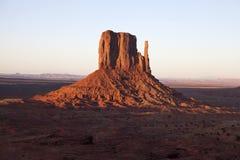 Piedra arenisca de la roca en parque nacional de los arcos Foto de archivo libre de regalías
