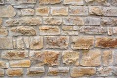 """Piedra arenisca del †de piedra que hace frente natural decorativo """" imagen de archivo libre de regalías"""