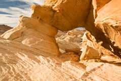 Piedra arenisca Scuplture Fotografía de archivo libre de regalías