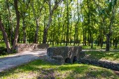 Piedra bridge2 Foto de archivo
