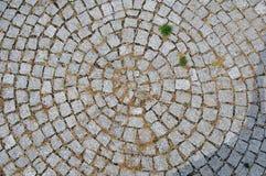 Piedra cúbica Fotografía de archivo libre de regalías