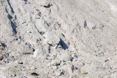 Piedra caliza de la textura con la luz natural Fotografía de archivo