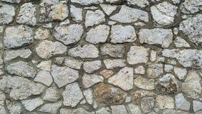 Piedra caliza masonry_2 Cerca de piedra blanca Foto de archivo libre de regalías