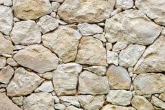 Piedra caliza Rockwall fotografía de archivo