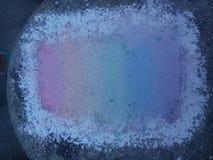 Piedra coloreada Imagenes de archivo
