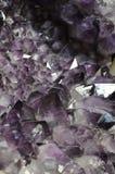 Piedra cristalina Imagenes de archivo