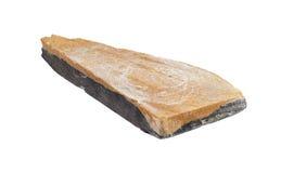 Piedra de afilar. Coticule belga. Fotos de archivo