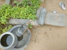 Piedra de Ammi Imagen de archivo