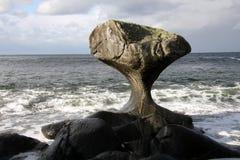 Piedra de la balanza Imagen de archivo libre de regalías