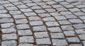Piedra de la calle Imagenes de archivo
