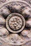 Piedra de la flor Fotografía de archivo