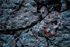 Piedra de la lava Imágenes de archivo libres de regalías