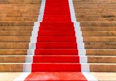 Piedra de las escaleras Imagen de archivo libre de regalías