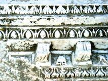 Piedra de mármol Foto de archivo libre de regalías