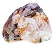 Piedra de mármol abigarrada del adoquín Fotos de archivo