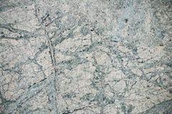 Piedra de mármol verde natural Imagen de archivo