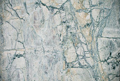 Piedra de mármol verde natural Fotografía de archivo